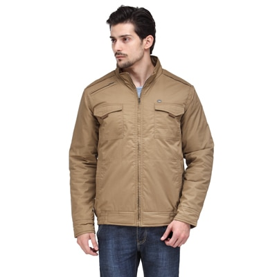 Cary London Khaki  Slim Fit  Jacket