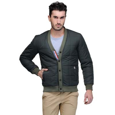 Cary London Green  Slim Fit  Jacket
