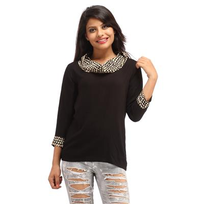 Cottinfab Women's Casual Top