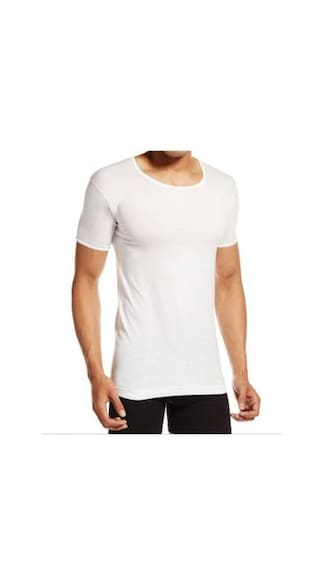 Dixcy-Josh-RNS-Vest-White-colors-Pack-Of-5