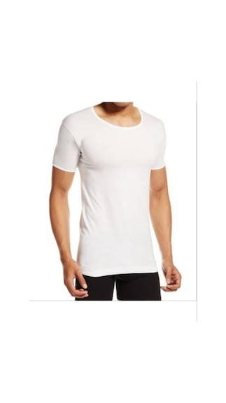 Dixcy-Josh-RNS-Vest-White-colors-Pack-Of-4