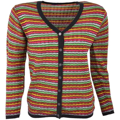 Dynamis Women's/Girl's Acrowool regular fit Casual cardigan/Sweater