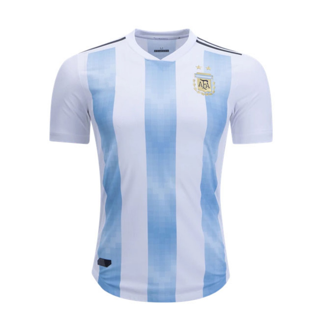 Fifa world cup Argentina White Blue National Team Jersey Thai Quality Paytm Mall Rs. 620.00