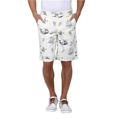 Flying Machine White Men Slim Shorts Paytm Mall Rs. 2