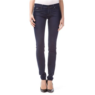 GAS Women Blue Slim Jeans