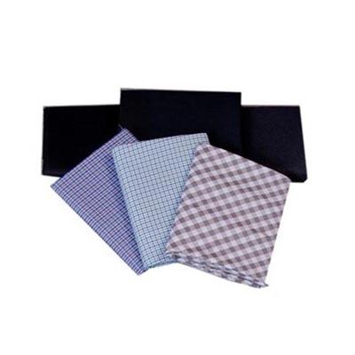 Gwalior Multi Color Viscose Pack Of 3 Suitings & Shirtings
