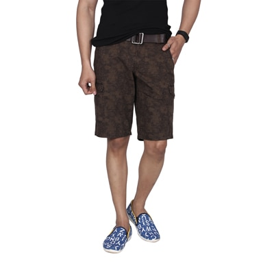 Hammock Printed Mens Cargo Shorts