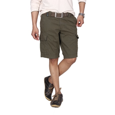 Hammock Solid Mens Cargo Shorts