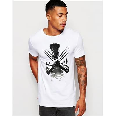 Indian Royals white printed Men's Round Neck T-Shirt