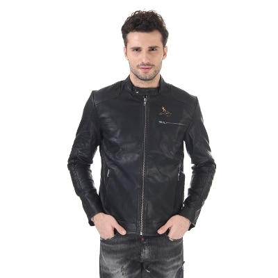 Jack & Jones Black Regular Fit Jackets