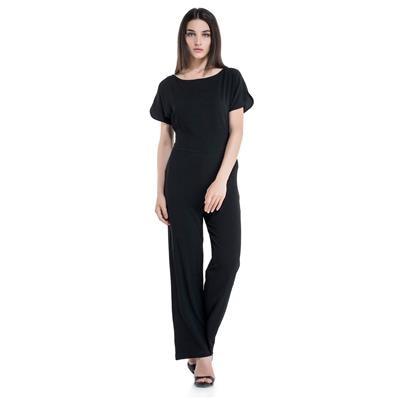 Kazo Black Jumpsuit
