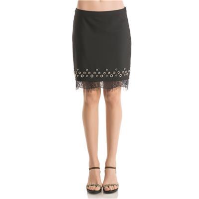 Kazo Black Skirt