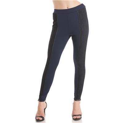 Kazo Navy Jeggings