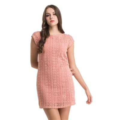 Kazo Peach Dress