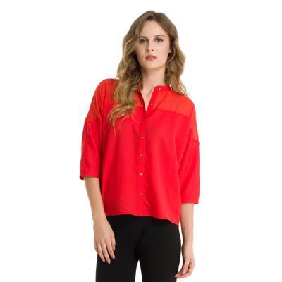 Kazo Red Shirt