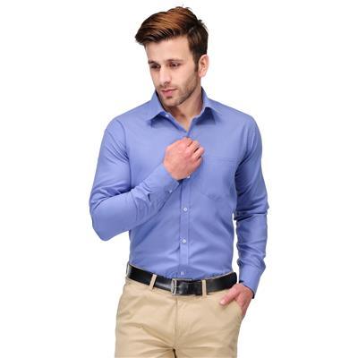 Koolpals Blue Comfort Formal Shirts