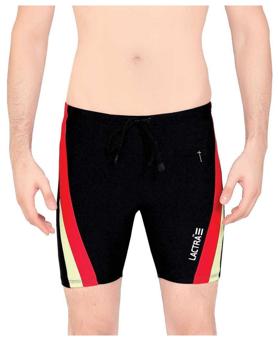 Lactra Solid Men's Swimsuit