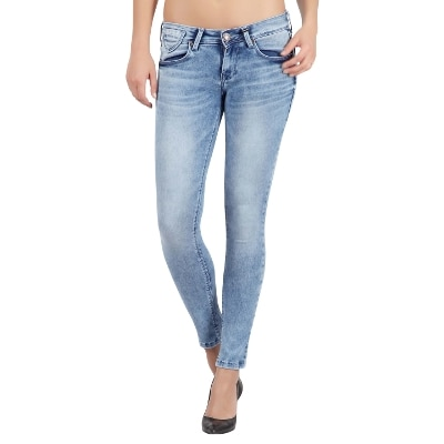Lawman Pg3 Women Slim Fit Jeans