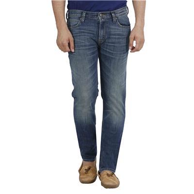 Lee-Blue Green -Skinny Fit-Jeans-Low Bruce