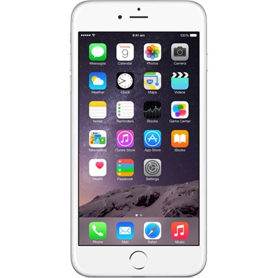 Apple iPhone 6 Plus 64 GB (Silver)