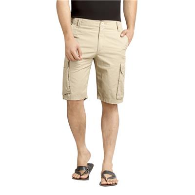 London Bee Solid Men's Cargo Shorts MSLB0041