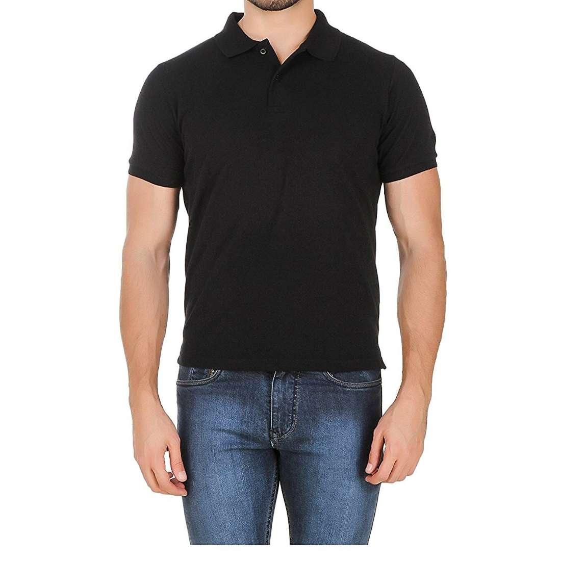 Lotto Men's Plain Regular Fit T-Shirt