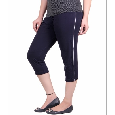 Madona Queen Sports Capri - Pack of 1