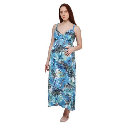 Maternity stylish maxi dress