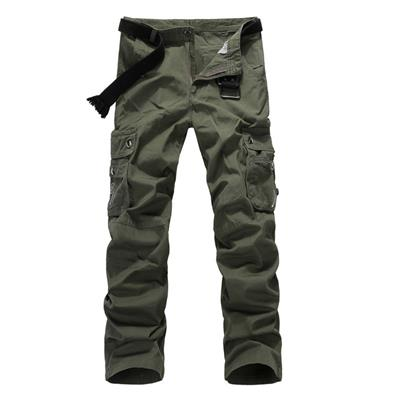 Mens Boys Military Army Combat Work Slacks Cargo Pants Camo...