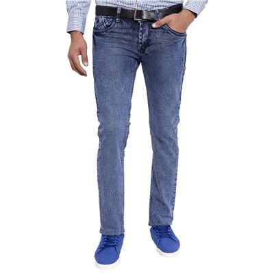 NEW VALLEY Men's Casual Wear Fancy Denim Jeans