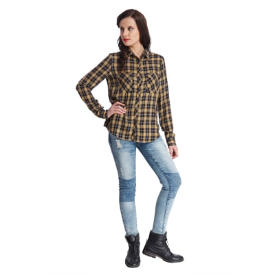 ONLY Checked Shirt(1793759006)