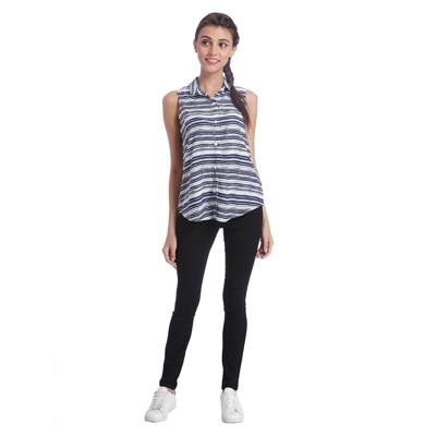 ONLY Stripe Shirt(1797181001)