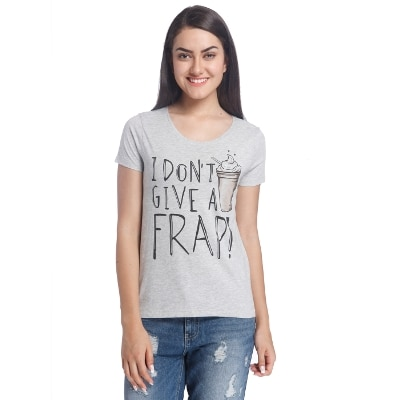 Only Women Casual Tshirt