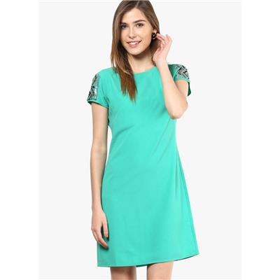 Only Women's Short sleeves Casual Dress