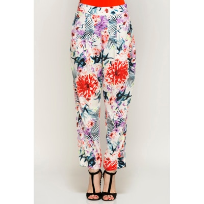 Oxolloxo Multi Polyester Trouser