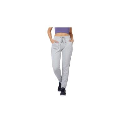 Proline Grey Cotton Track Pants