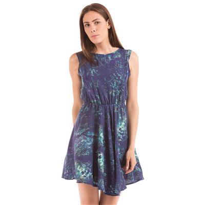 Prym Women Blue Mix Dress