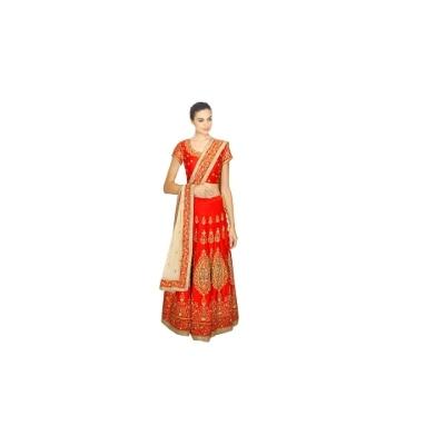 Red lehenga choli;ethenic lehenga;Women legenga choli;New fashion lehenga choli