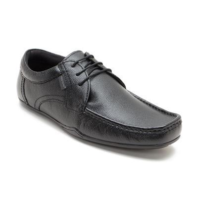 Red Tape Men's Black Formal Shoes