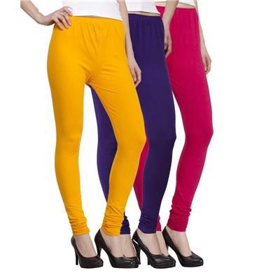 RS lycra leggings (Pack Of 3)