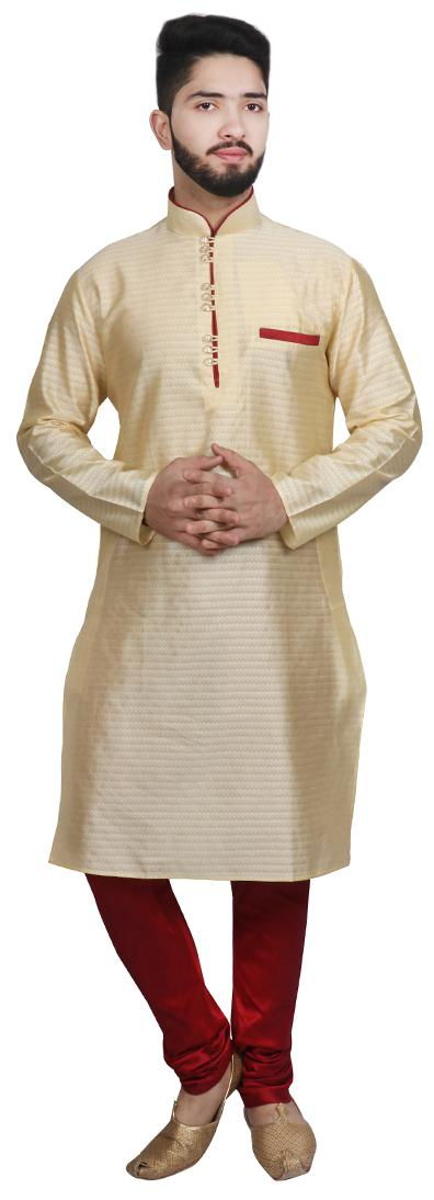 SG LEMAN Kurta Pyjama For Men
