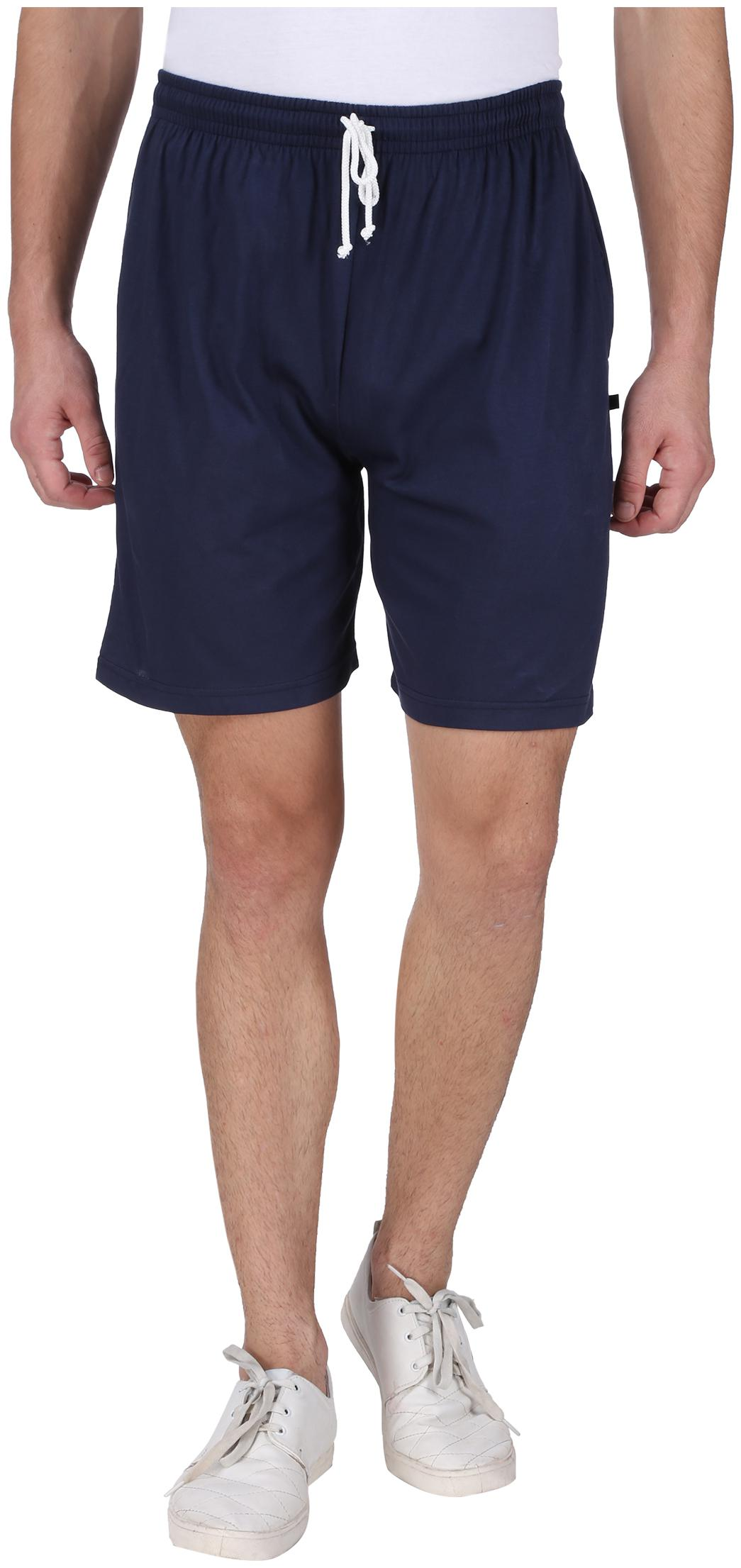 SHORT PANT - HP02N - (NAVY BLUE).