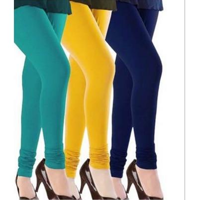 TIPTOP Multi Color Pack of 3 Leggings