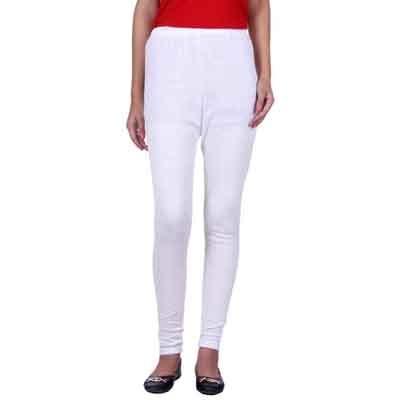 TIPTOP White Woolen Leggings