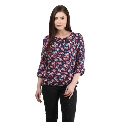Mayra Multi Color Women's Top
