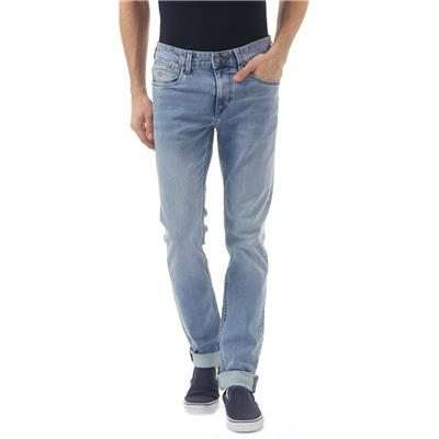 U.S.Polo Assn. Blue Mid Rise Skinny Fit Jeans