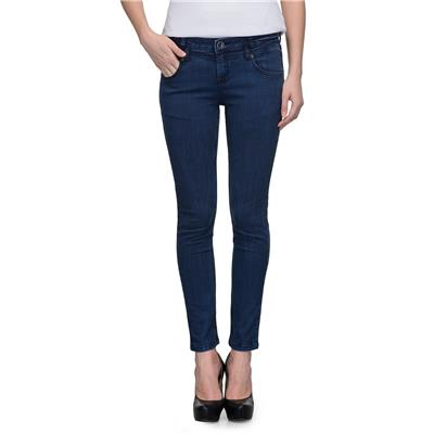 United Colors of Benetton Blue COTTON Ladies Jeans
