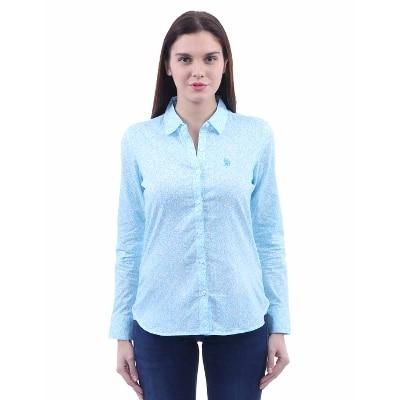 U.S.Polo Association Women Casual Shirts