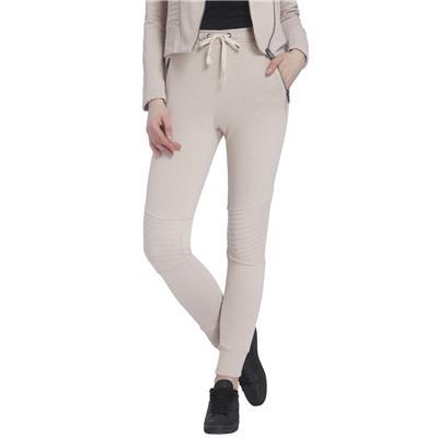 Vero Moda Women's Warm Sand Solid Track Pants