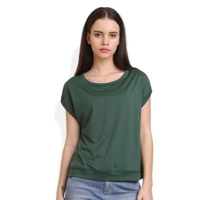 Voi Women's Green T-shirt